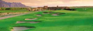 Golf course at Tamayo Resort